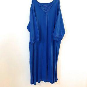 Dream & Co Pullover Robe Size 5X